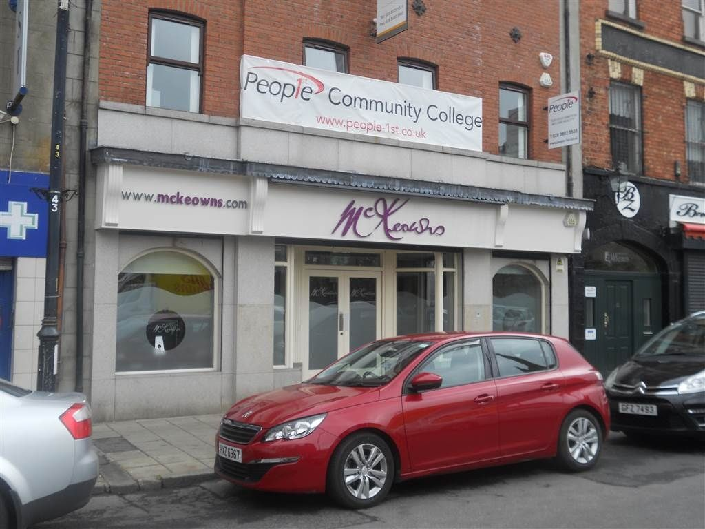 12 John Mitchel Place Newry - Commercial office to rent